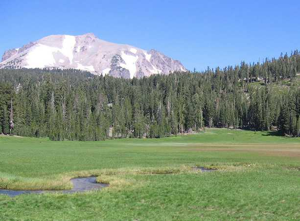 Lassen Peak, Lassen Vocanic National Park